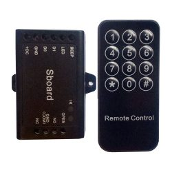 RFID Wiegand Controler
