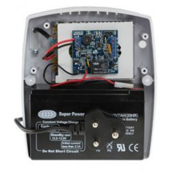PSU with space for back up battery